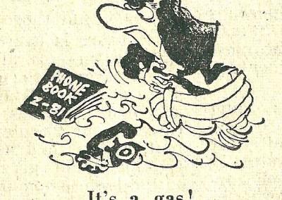 Roy Raymonde Cartoonist Raymonde's Rancid Rhymes Sunday Telegraph 20