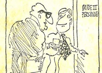 Roy Raymonde Cartoonist Sunday Telegraph - Them 1