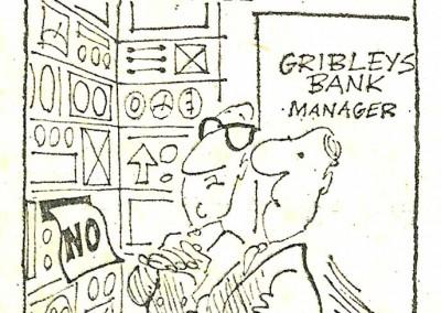 Roy Raymonde Cartoonist Sunday Telegraph - Them 2