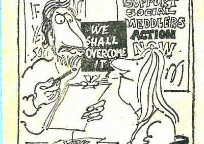 Roy Raymonde Cartoonist Sunday Telegraph - Them 4