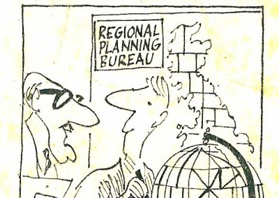 Roy Raymonde Cartoonist Sunday Telegraph - Them 6