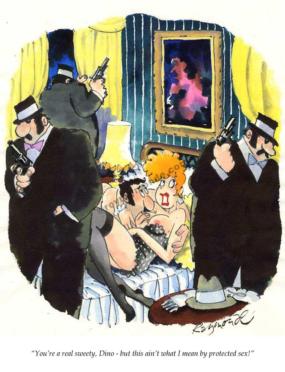 roy raymonde | vintage playboy cartoons published in the 1970s