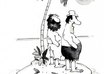 Roy Raymonde Punch Cartoon 18