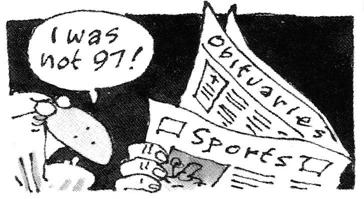 Roy Raymonde Cartoon